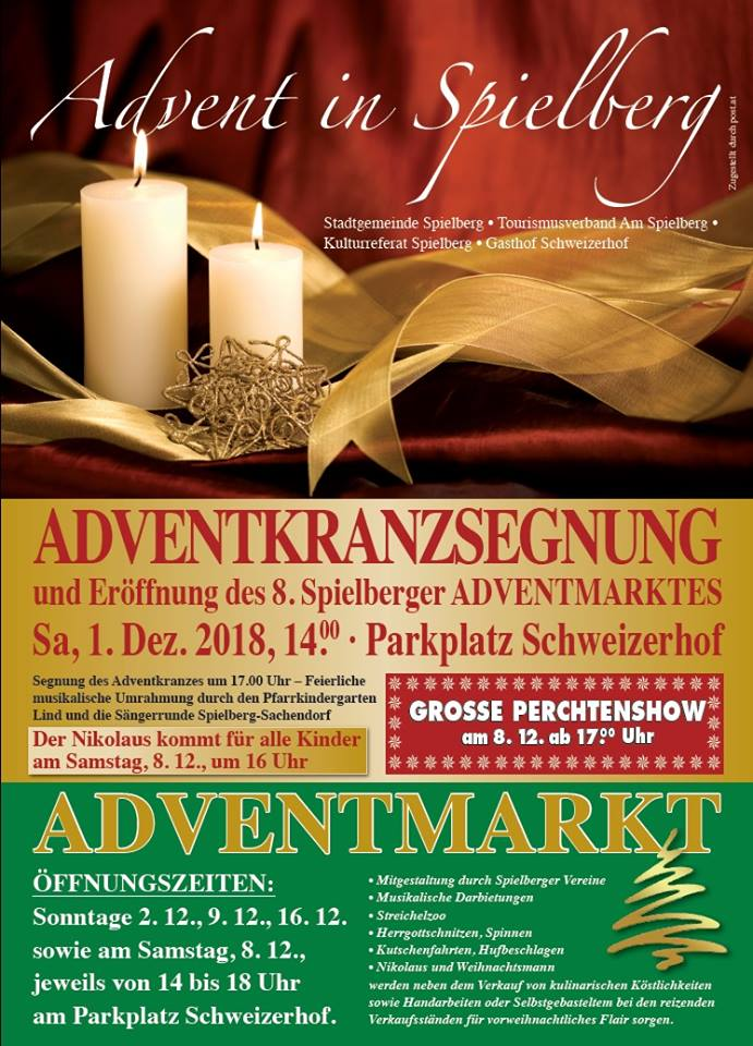 Advent in Spielberg