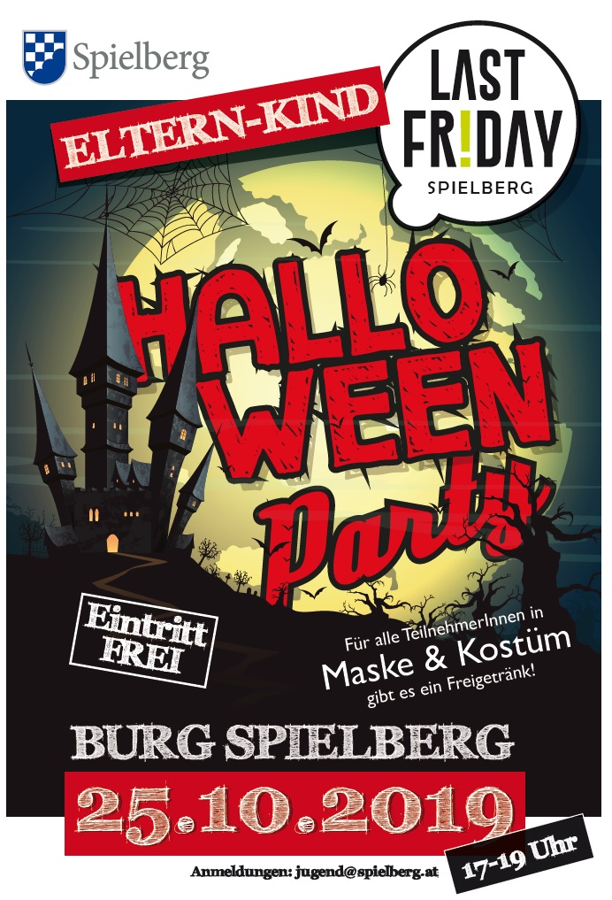 Eltern-Kind Halloween Party
